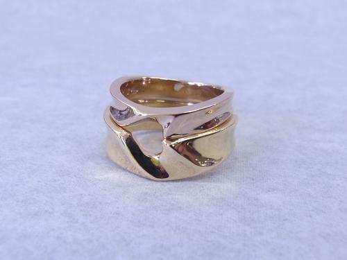 結婚指輪の手作り教室 130822