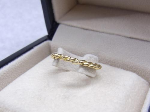 婚約指輪の手作り教室
