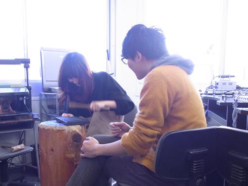 手作りアクセサリーの体験教室 140210