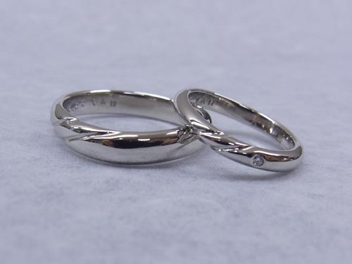 結婚指輪(マリッジリング)の手作り教室 150211