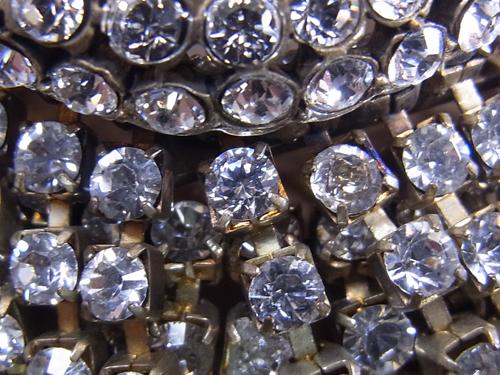 コスチュームジュエリー 石 修理 150410