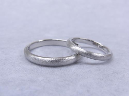 結婚指輪(マリッジリング)オーダーメイド 150509