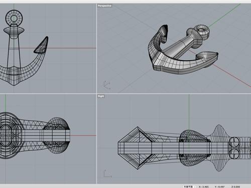 ジュエリー CAD 151009