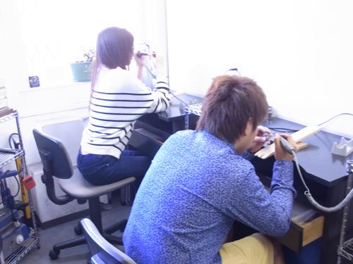 手作りペアリング 体験教室 151026