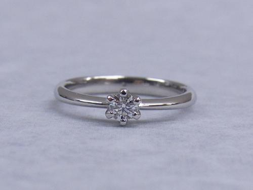 婚約指輪 161223