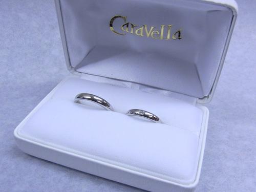 手作り結婚指輪 170211