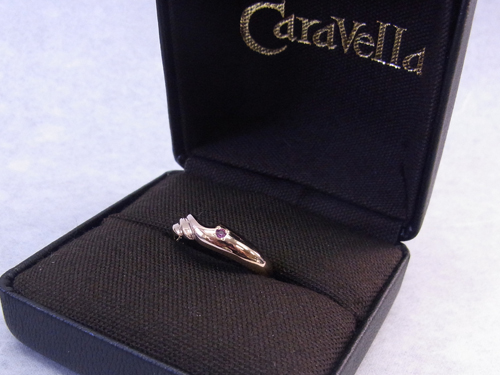 婚約指輪 170622