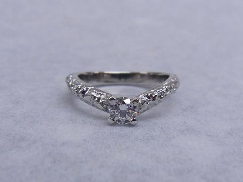 オーダーメイド婚約指輪 171017