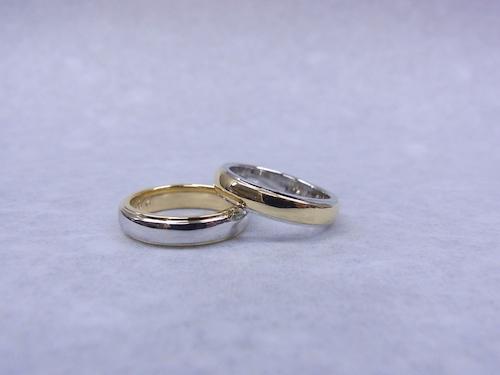 オーダーメイド結婚指輪 180129