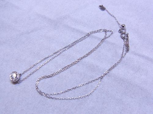 ネックレス修理 180809