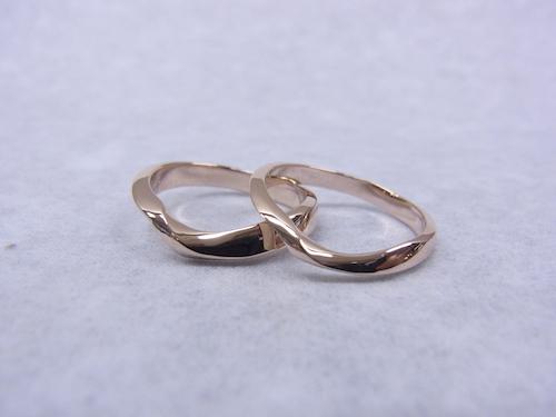 結婚指輪 180824