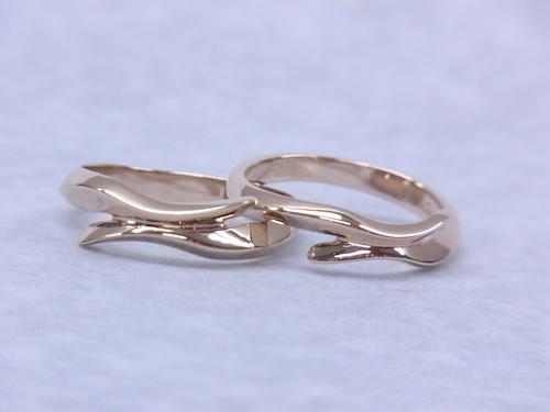 結婚指輪 180925