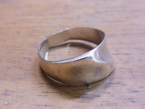 指輪サイズ直し 181001
