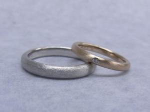 結婚指輪の手作り教室 131217