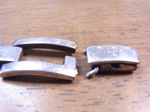 グッチのブレスレット 修理 150117
