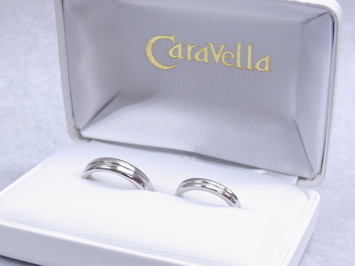 結婚指輪 181101