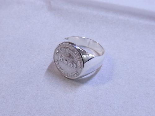 指輪サイズ直し 190222