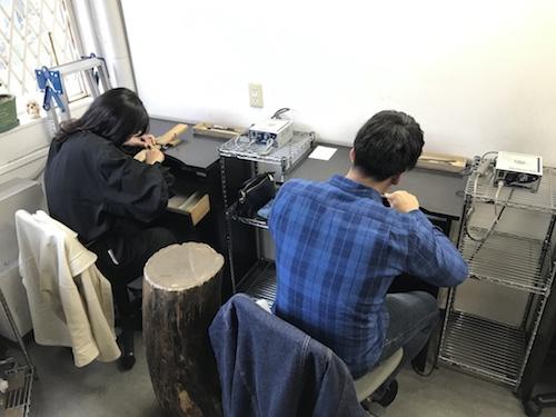 手作りリング 190418