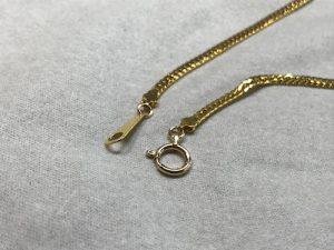 ネックレス修理 190521