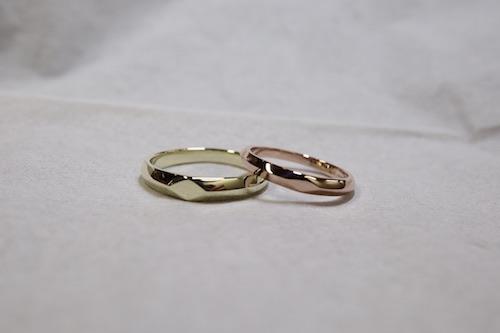結婚指輪 190712