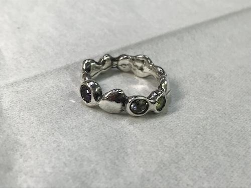 指輪 修理 190909