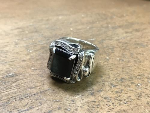 ジャスティンデイビス指輪サイズ直し190923