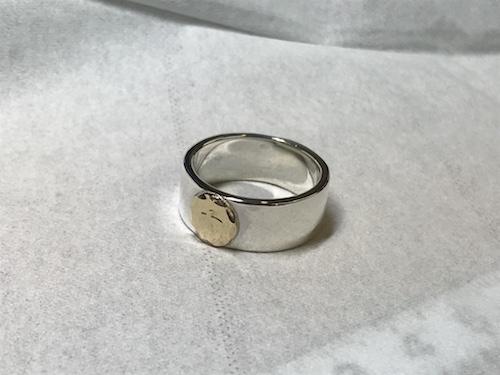 ゴローズ指輪サイズ直し191216