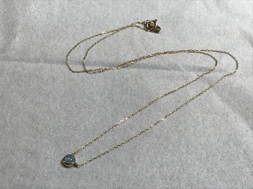 ネックレス修理200111