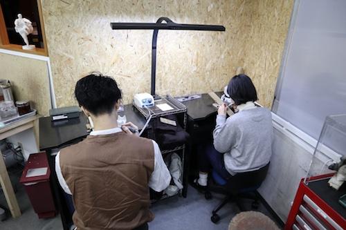ペアリング手作り体験200216