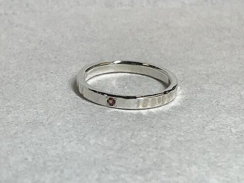 誕生石カスタムリング200330