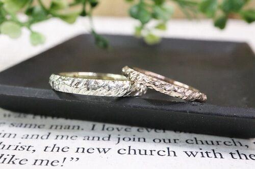 新作 結婚指輪200424