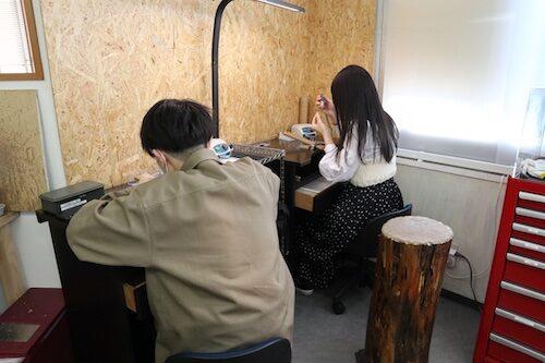 ペアリング手作り体験200508
