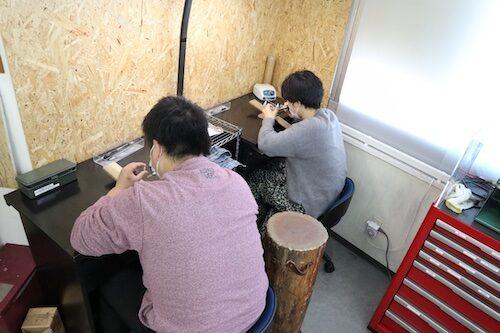 ペアリング手作り体験200517