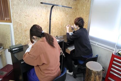 ペアリング手作り体験200519