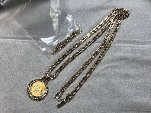 ネックレスサイズ直し200607