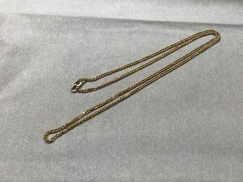 ネックレス金具取り付け200614