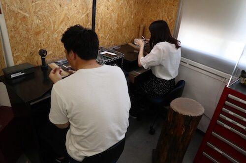 ペアリング手作り体験200611
