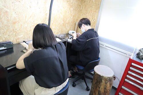 ペアリング手作り体験200619