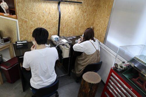 ペアリング手作り体験200721