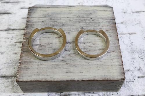 手作り結婚指輪 200728