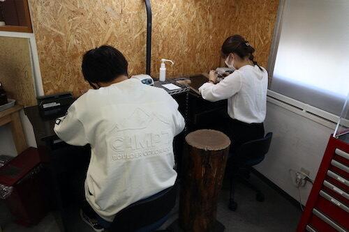 手作りペアリング201013