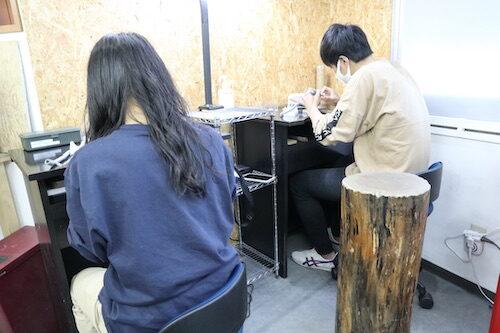 ペアリング手作り体験 201030