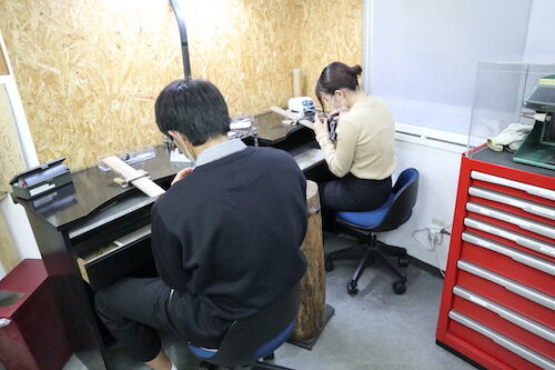 ペアリング手作り体験201110