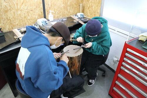 ペアリング手作り体験 201114