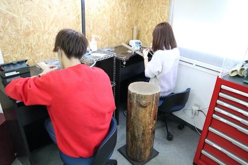 ペアリング手作り体験 201119