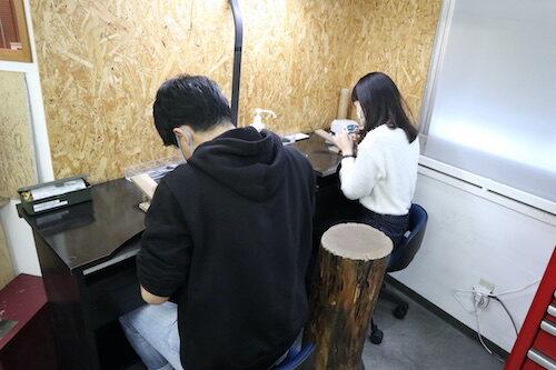 ペアリング手作り体験 201123