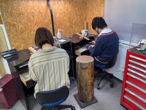 ペアリング手作り体験201221