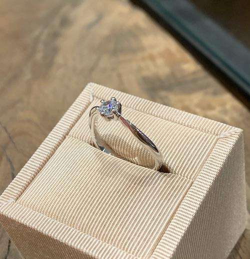 婚約指輪 エンゲージリング210403