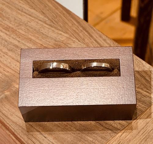 マリッジリング 結婚指輪210408
