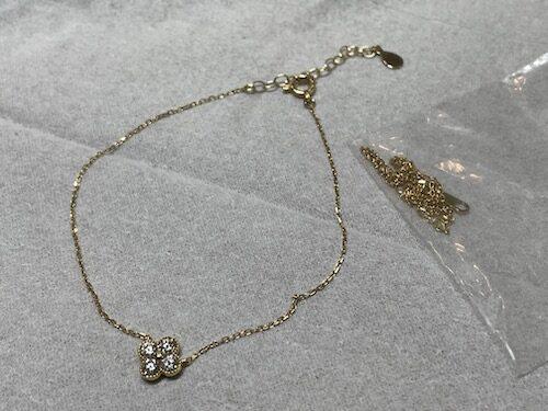 ネックレス ブレスレット加工 210508